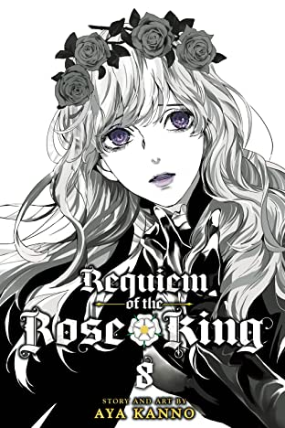 Requiem of the Rose King Vol. 8