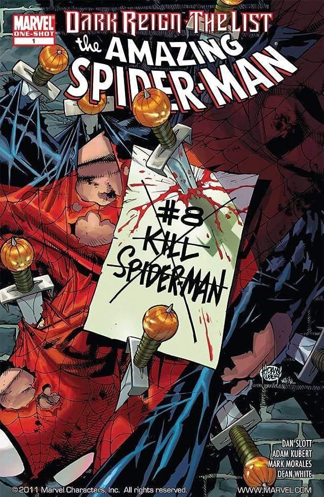 Dark Reign: The List: Amazing Spider-Man