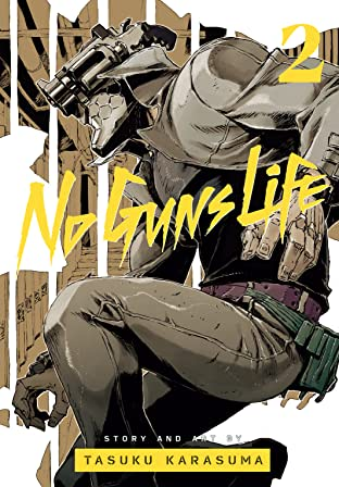 No Guns Life Vol. 2