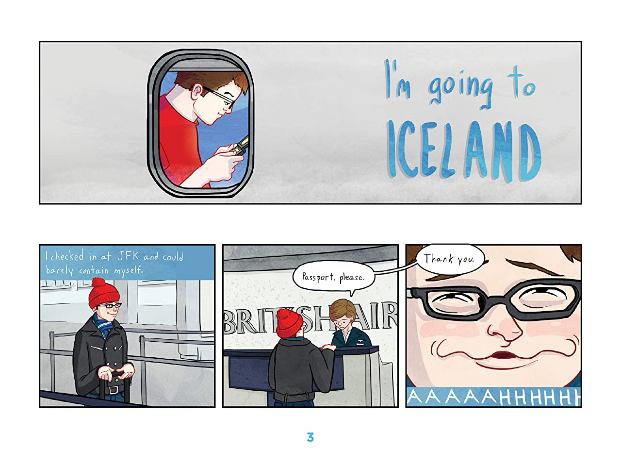 Thoughts From Iceland #1