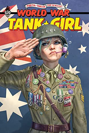 World War Tank Girl