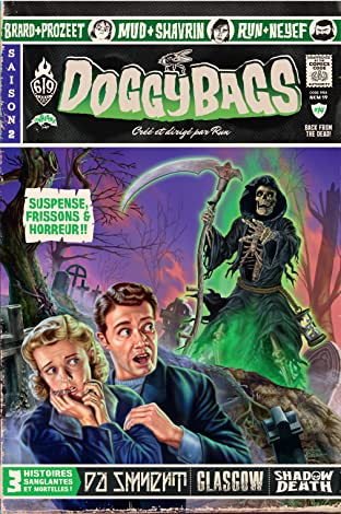 DoggyBags Vol. 14: Shadow of Death