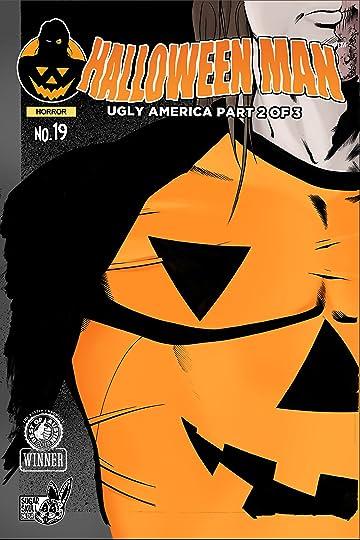 Halloween Man #19