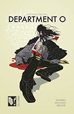 Department O #2