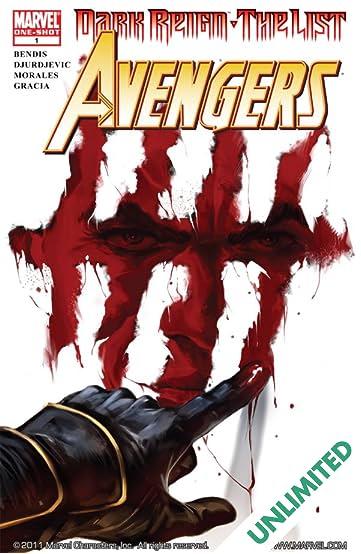 Dark Reign: The List: Avengers