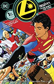 Legion of Super-Heroes (2019-) #1
