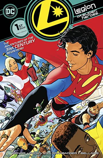 Legion of Super-Heroes (2019-) COMIC_ISSUE_NUM_SYMBOL1