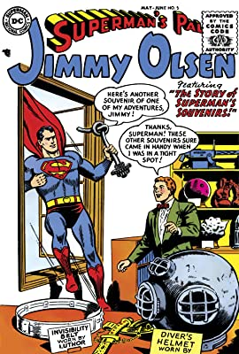 Superman's Pal, Jimmy Olsen (1954-1974) #5