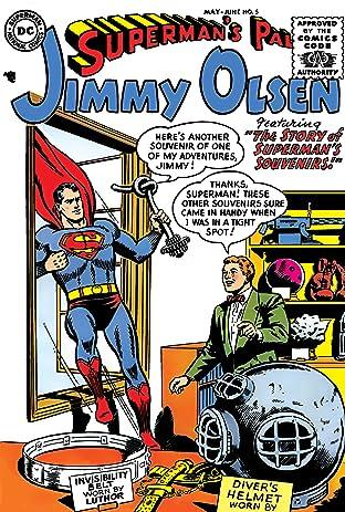 Superman's Pal, Jimmy Olsen (1954-1974) #5