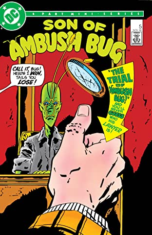 Son of Ambush Bug (1986) #5