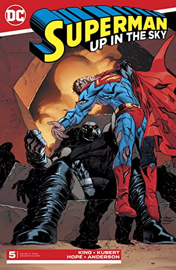 Superman: Up in the Sky (2019-) No.5