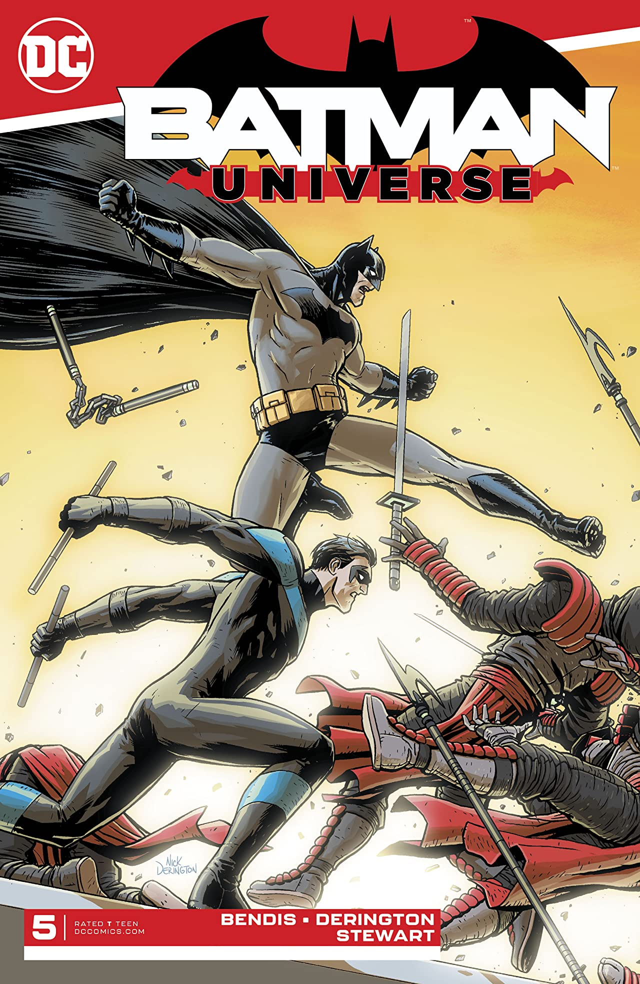 Batman: Universe (2019-) No.5