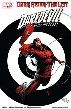 Dark Reign: The List: Daredevil