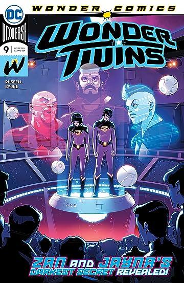 Wonder Twins (2019-) #9
