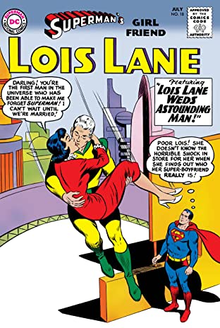 Superman's Girl Friend Lois Lane (1958-1974) No.18