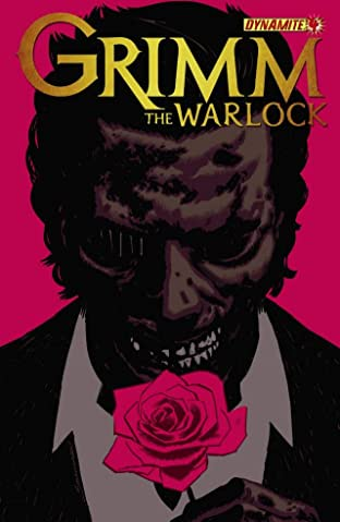 Grimm: The Warlock #4: Digital Exclusive Edition
