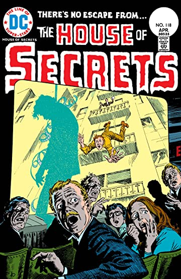 House of Secrets (1956-1978) #118