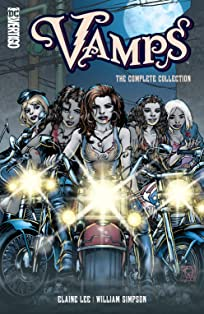 Vamps: The Complete Collection