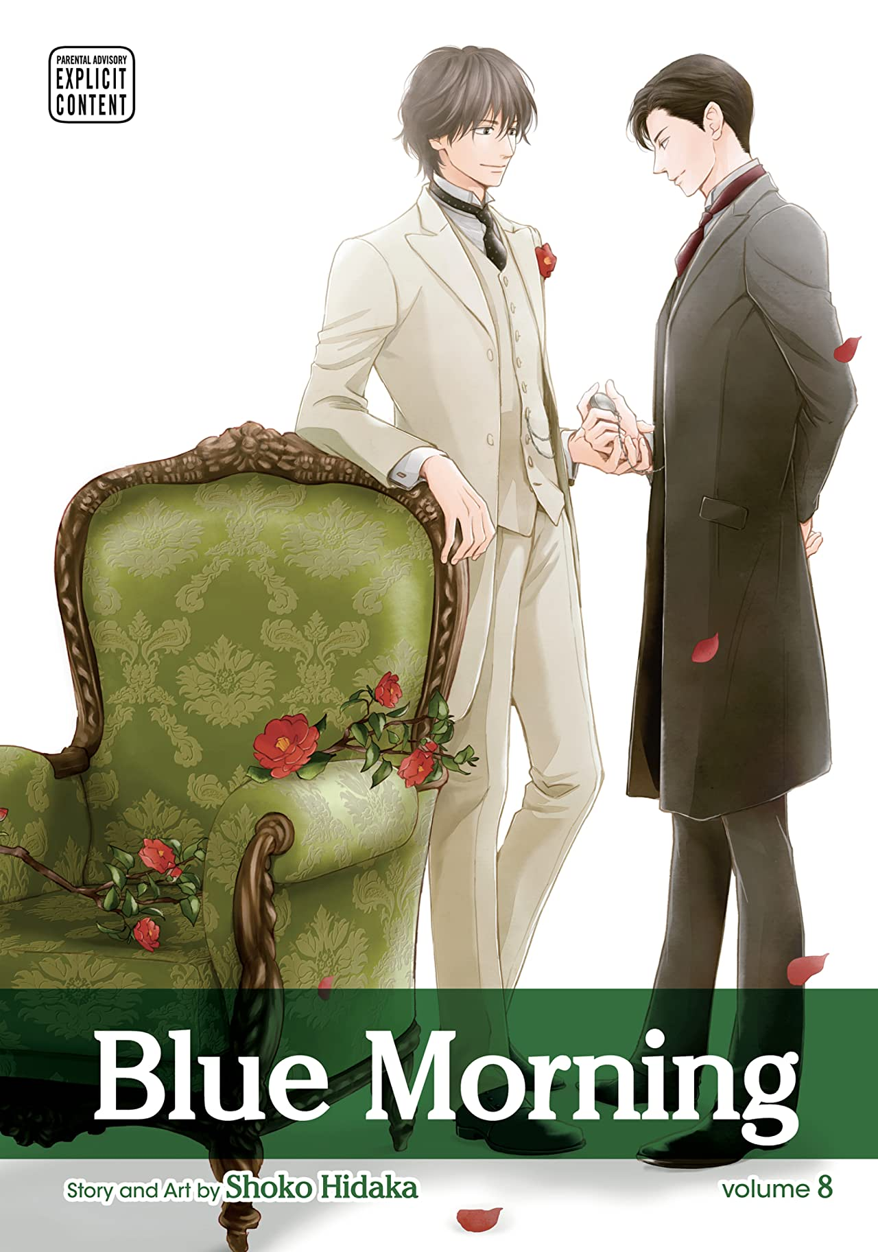 Blue Morning Tome 8