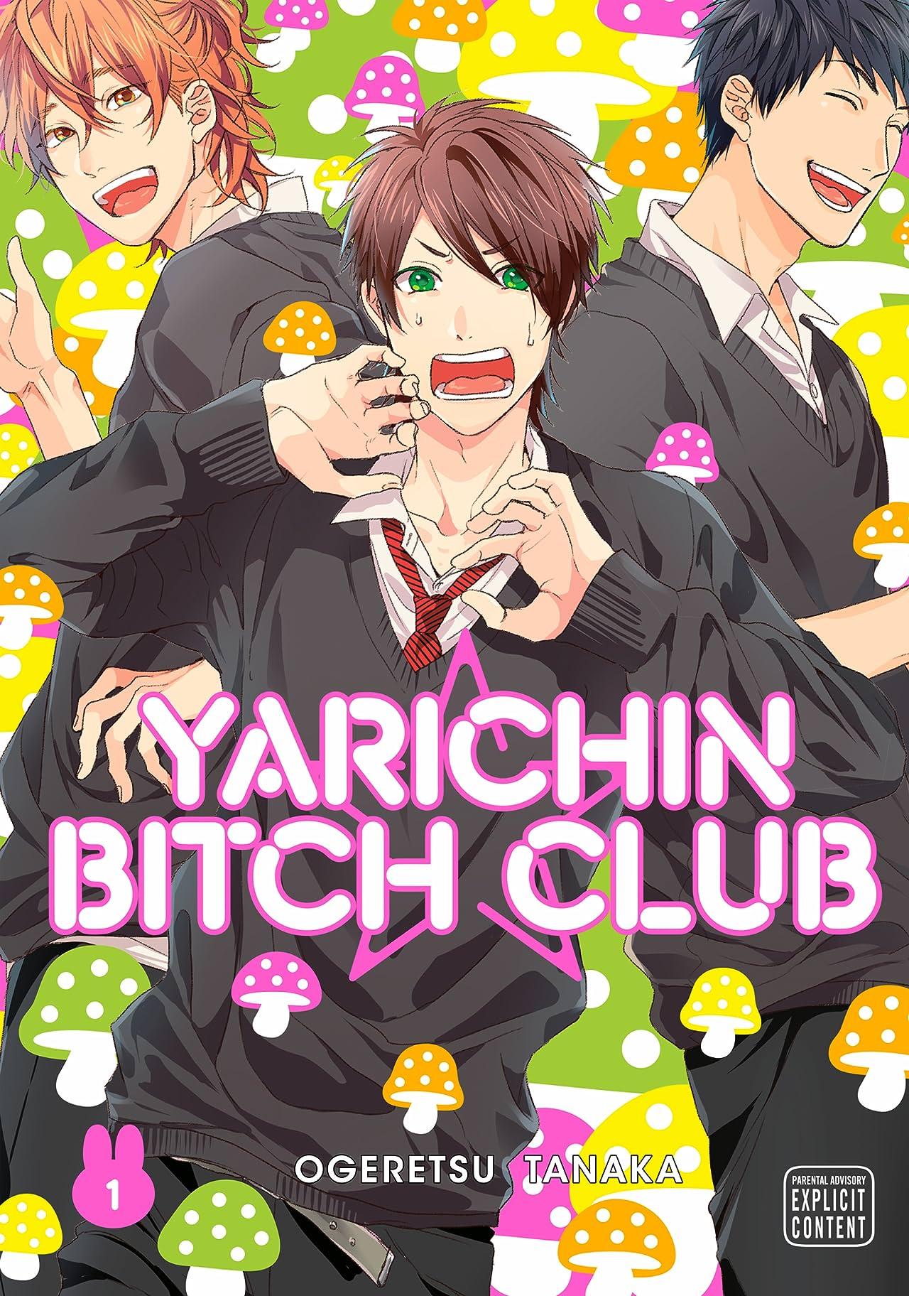 Yarichin Bitch Club Vol. 1