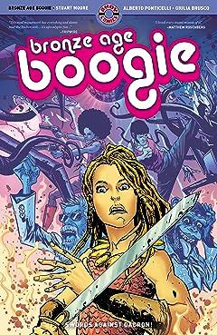Bronze Age Boogie Vol. 1: Swords Against Dacron!