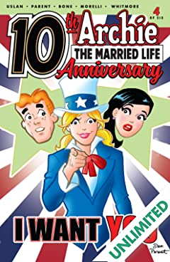Archie: The Married Life - 10th Anniversary #4