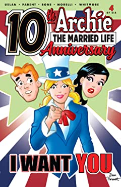 Archie: The Married Life - 10th Anniversary No.4