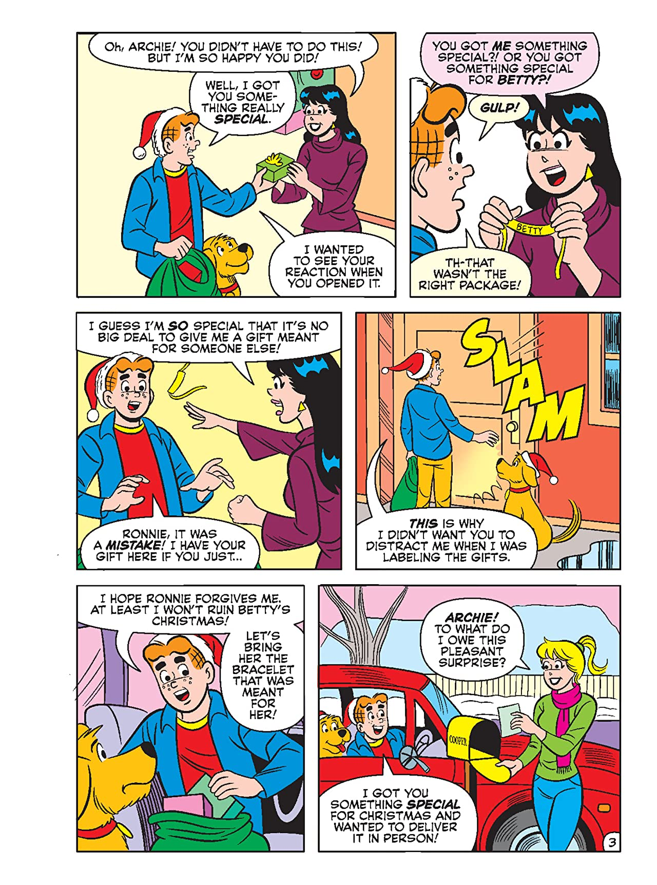World of Archie Double Digest #94