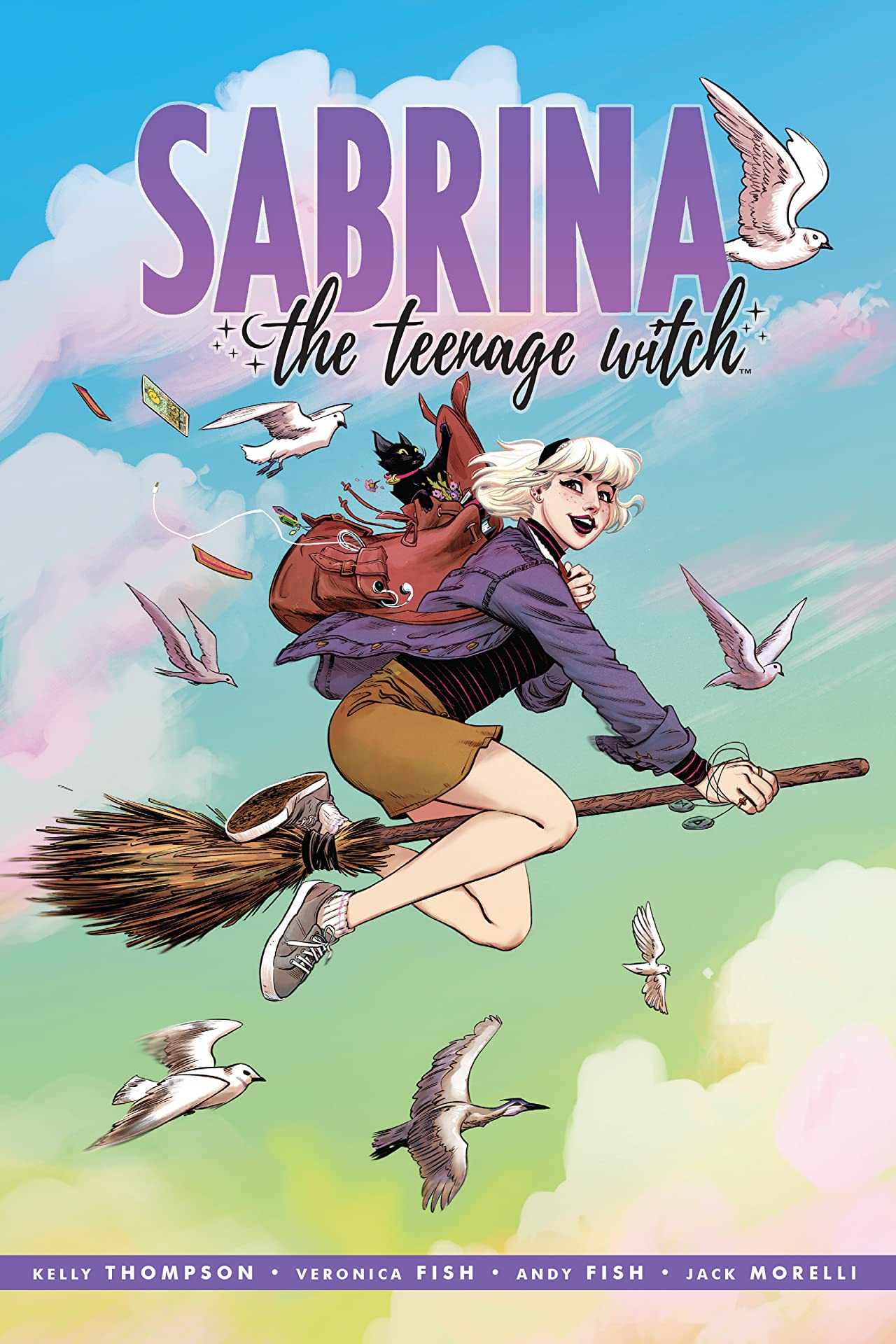 Sabrina the Teenage Witch Vol. 1