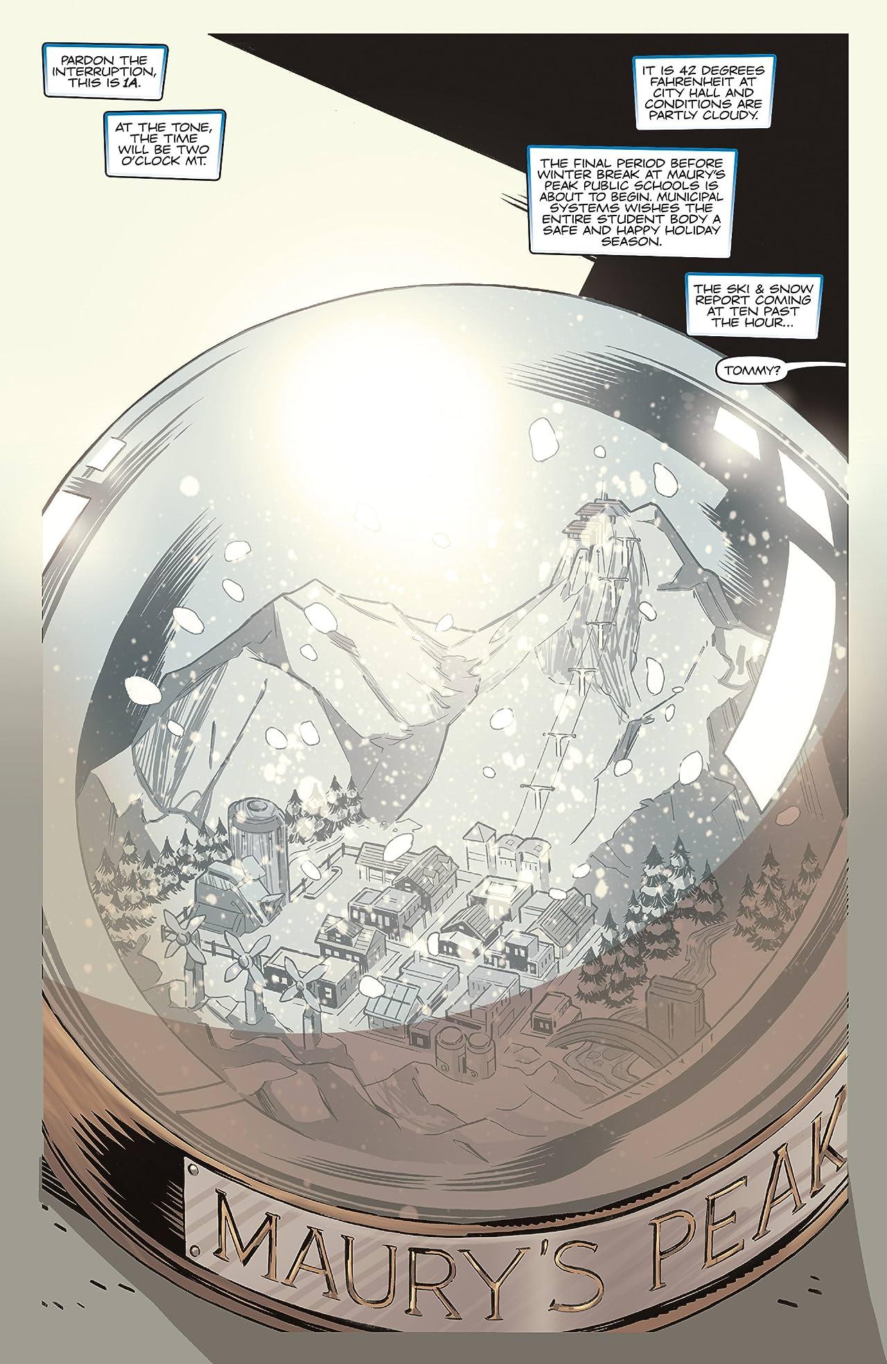 Magnus: Robot Fighter #1: Digital Exclusive Edition