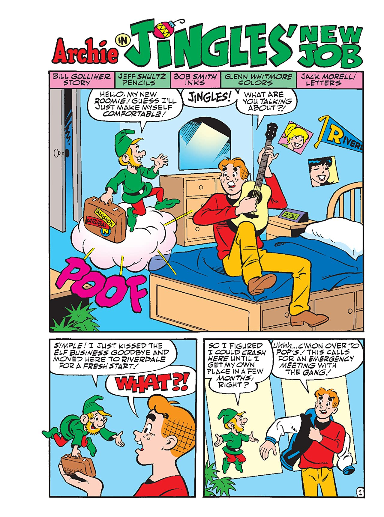 Archie & Me Double Digest #23