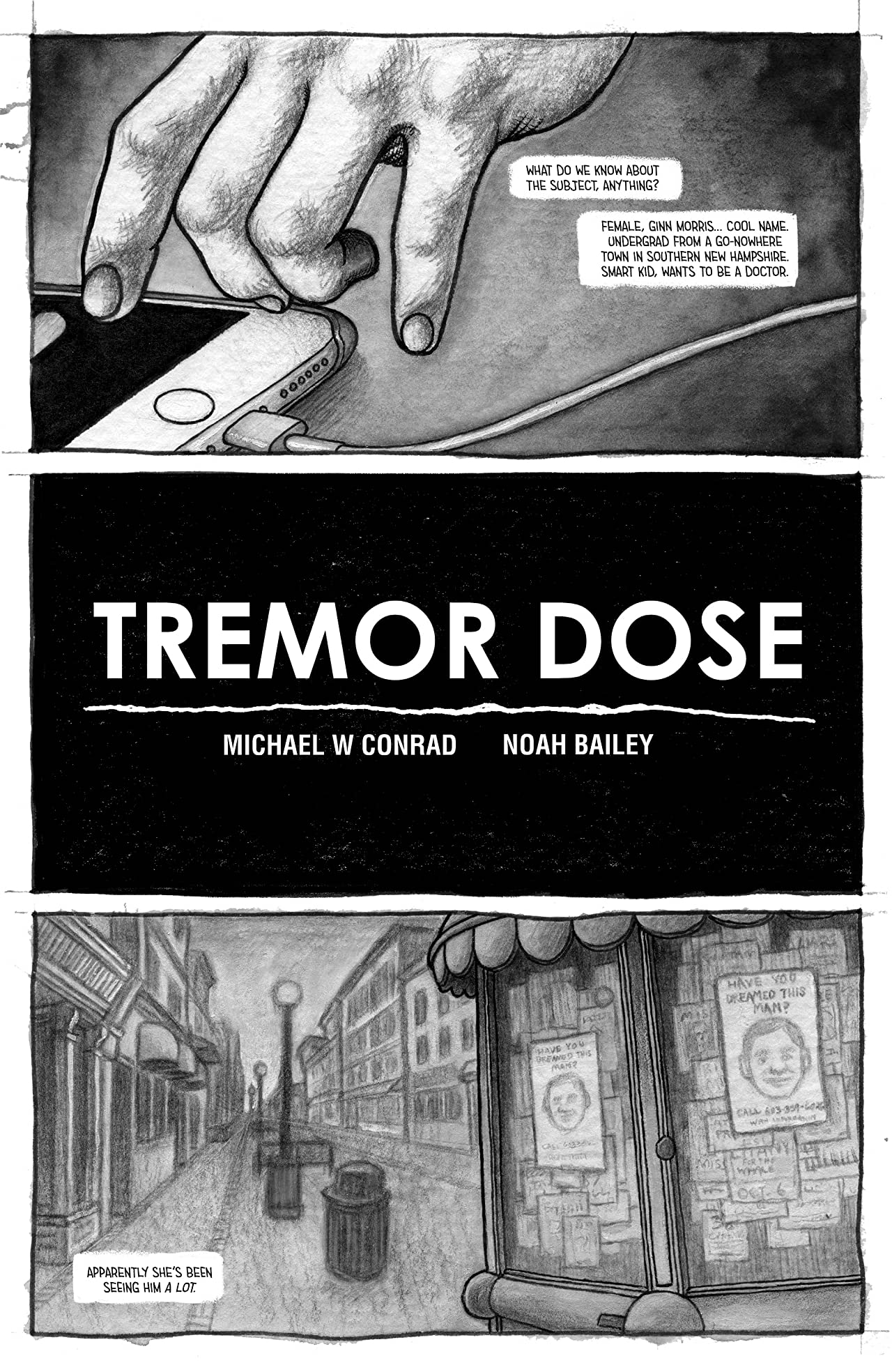 Tremor Dose (comiXology Originals)