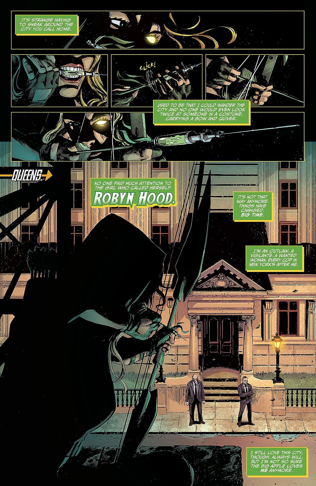 Robyn Hood #1: Vigilante