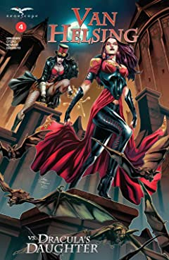 Van Helsing vs Dracula's Daughter #4