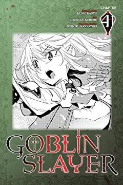 Goblin Slayer #41