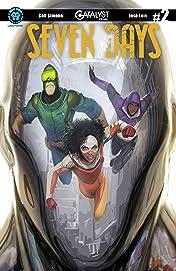 Catalyst Prime: Seven Days #2