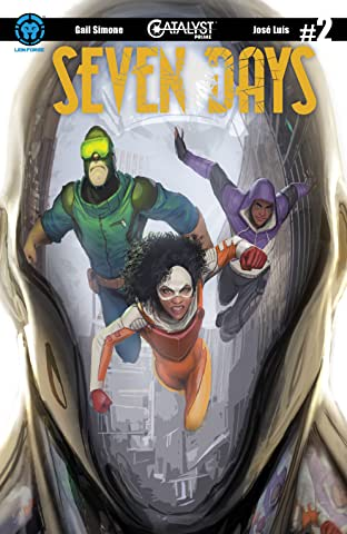 Catalyst Prime: Seven Days #2