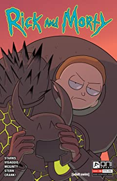 Rick and Morty #56