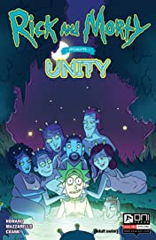Rick and Morty Presents: Unity No.1