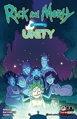 Rick and Morty Presents: Unity #1