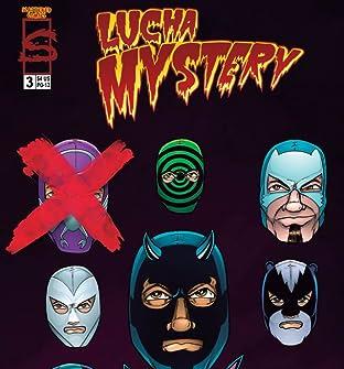 Lucha Mystery No.3