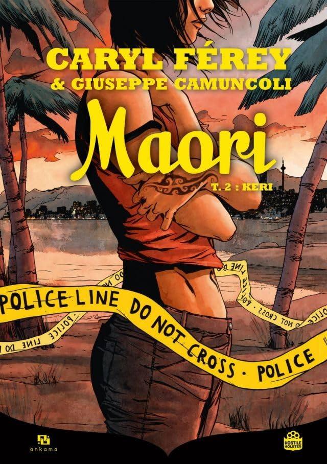 Maori Vol. 2: Keri