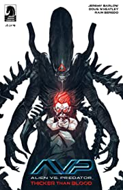 Alien vs. Predator: Thicker Than Blood #1