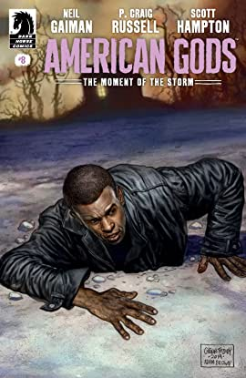 American Gods: The Moment of the Storm #8