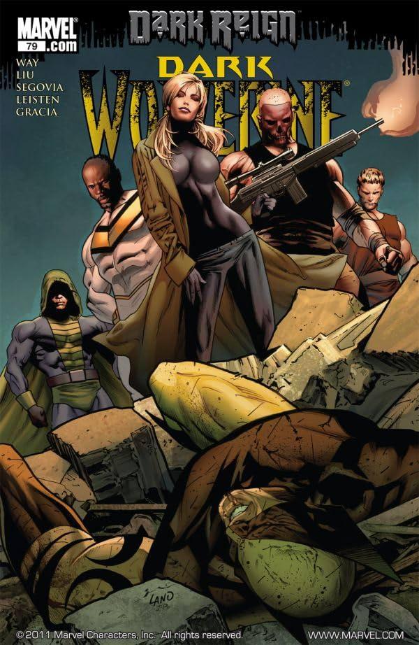 Dark Wolverine #79