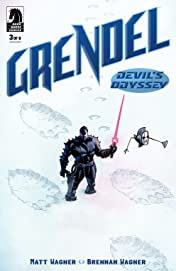 Grendel: Devil's Odyssey #3