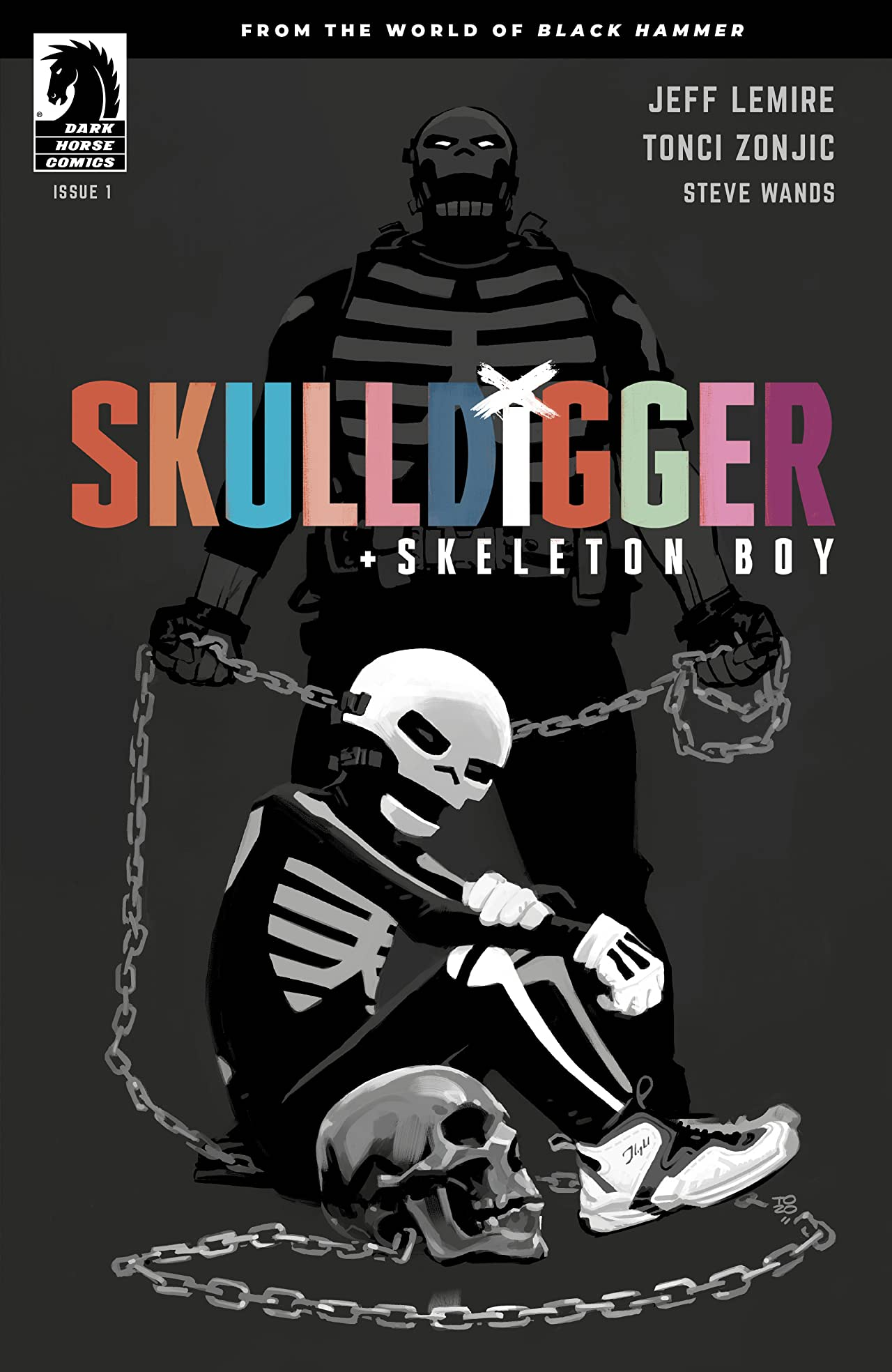 Skulldigger and Skeleton Boy No.1
