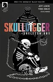 Skulldigger and Skeleton Boy No.1
