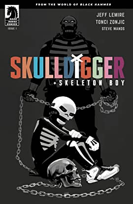 Skulldigger and Skeleton Boy #1