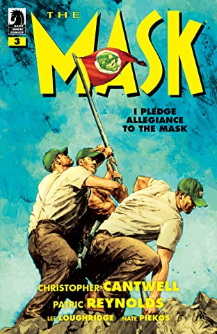 The Mask: I Pledge Allegiance to the Mask #3